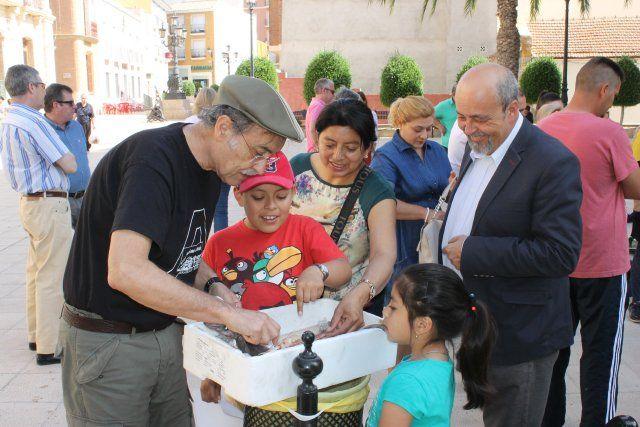 Lección magistral de Pedro Cano en Mazarrón, Foto 2