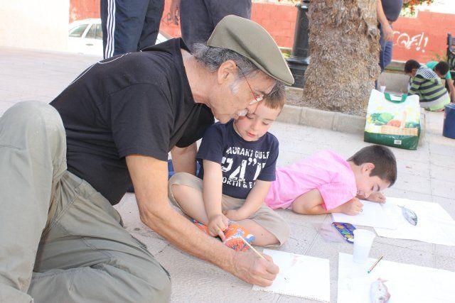 Lección magistral de Pedro Cano en Mazarrón, Foto 4