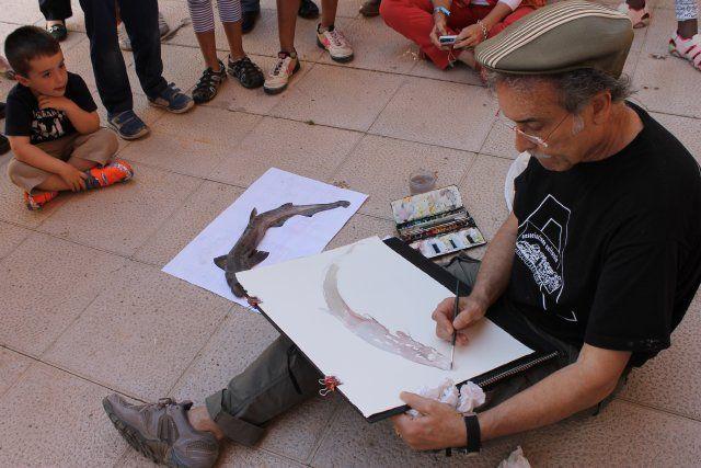 Lección magistral de Pedro Cano en Mazarrón, Foto 5