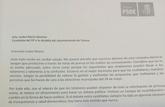 Andr�s Garc�a reitera por segunda vez a la candidata del PP la celebraci�n de un debate p�blico