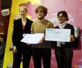 Un alumno del CIFEA de Jumilla obtiene el primer premio por el diseño de una página web en el Salón Internacional de Agricultura en París