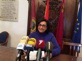 El PSOE propone que las cubiertas del Recinto Ferial de Sta. Quiteria sean aprovechadas para cubrir las pistas deportivas de varios colegios de Lorca
