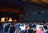 Los escolares alguaceños disfrutaron de la obra 'El Soldadito de plomo' para celebrar el 'Día del Libro'