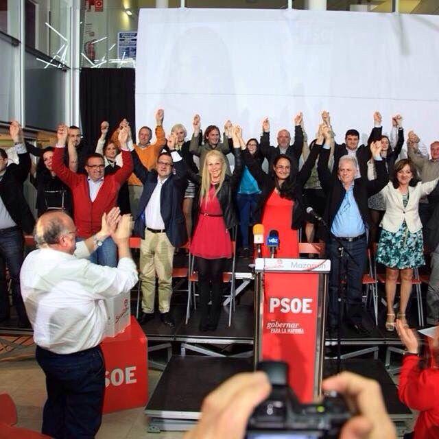 Comunicado oficial del PSOE Mazarrón 03/05/2015 - 1, Foto 1