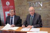 El Colegio de Economistas y BMN-CajaMurcia acuerdan una oferta financiera en condiciones preferentes para los colegiados
