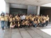 Cultura destaca la labor los alrededor de 300 jóvenes voluntarios que han contribuido una edición más al éxito de SOS 4.8
