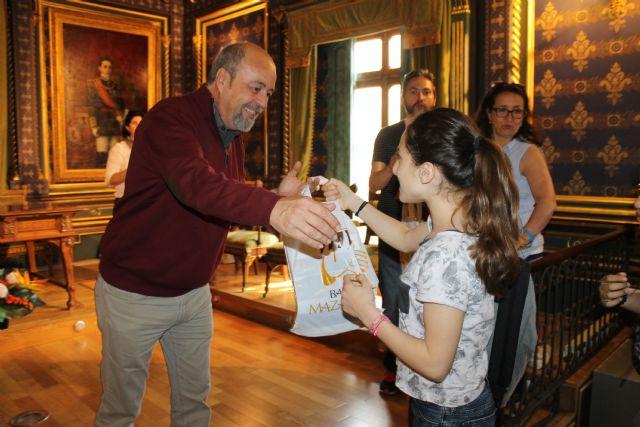 44 alumnos franceses conocen Mazarrón gracias a un intercambio con el IES Domingo Valdivieso - 2, Foto 2