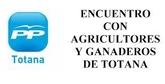 El PP celebra esta noche un acto sectorial con agricultores en el Raiguero Bajo