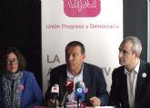 Cabrera (UPyD) apuesta por 'establecer convenios de colaboración con los centros educativos' para la promoción del deporte base