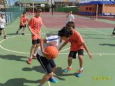 El equipo de Multideporte Benjam�n del Colegio Santa Eulalia se clasifica para los cuartos de final de la fase regional de Deporte Escolar