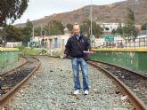 UPyD La Unión denuncia el peligro que supone para los vecinos la ausencia de vallado en la estación Feve