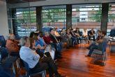 Las Asociaciones culturales piden a Joaquín Buendía colaboración municipal