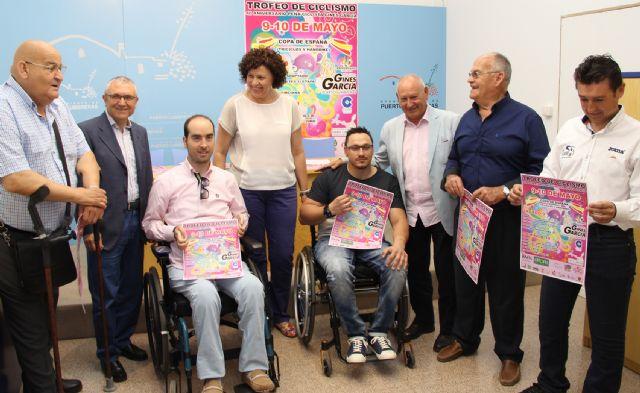 La Peña Ciclista Ginés García de Puerto Lumbreras celebra su 40 aniversario con el TROFEO DE CICLISMO - 1, Foto 1