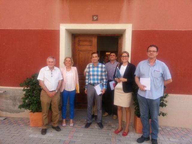 La Junta de Vertidos del Valle de Ricote mejorará los procesos de depuración urbanos con la incorporación de un sistema novedoso en el tratamiento de aguas - 1, Foto 1