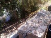 El Paseo Ribereño se encuentra, a fecha de hoy, en un estado lamentable de conservación