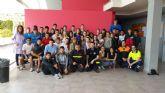 Protecci�n Civil ofrece charlas informativas a alumnos de la ESO del Colegio Reina Sof�a sobre Atenci�n en Primeros Auxilios