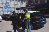 La Policía Nacional detiene en Molina de Segura a los autores de varios robos con fuerza en domicilios