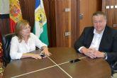El Ayuntamiento y consejería de Fomento ultiman los trámites para la puesta en marcha del ferry turístico entre Lo Pagán y La Manga