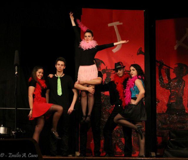 Estreno de una adaptación del musical chicago en el IES Francisco Salzillo de Alcantarilla - 1, Foto 1