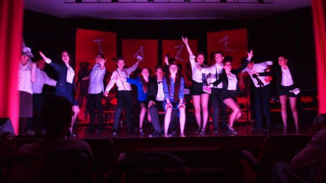 Estreno de una adaptación del musical chicago en el IES Francisco Salzillo de Alcantarilla - 3, Foto 3