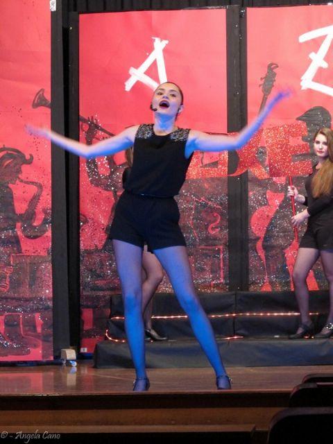 Estreno de una adaptación del musical chicago en el IES Francisco Salzillo de Alcantarilla - 4, Foto 4