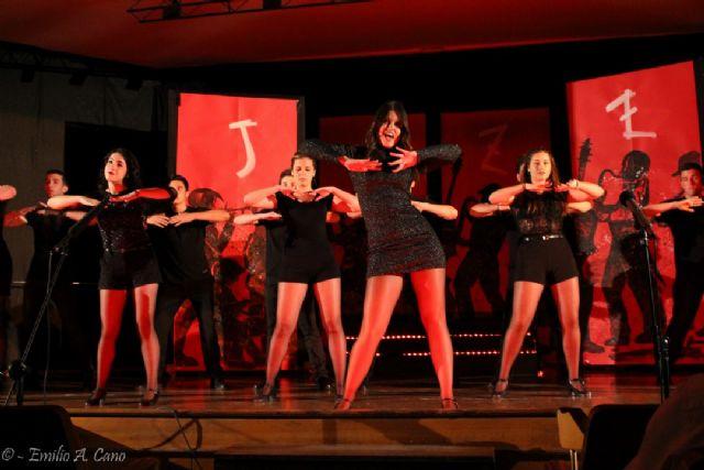 Estreno de una adaptación del musical chicago en el IES Francisco Salzillo de Alcantarilla - 5, Foto 5