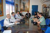 Alcantarilla afronta sus fiestas patronales con un descenso de los delitos del 18% en los primeros cuatro meses de 2015