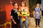 Salus Infirmorum nombra Voluntaria de Honor de esta asociaci�n a la Alcaldesa