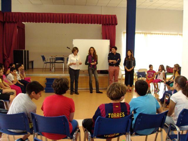 Agricultura promociona la Educación Superior entre los escolares del colegio del Mirador - 1, Foto 1