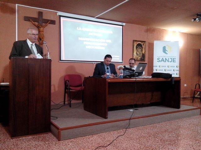 l I Ciclo de Conferencias de la Fundación Cooperativa Sanje - 2, Foto 2