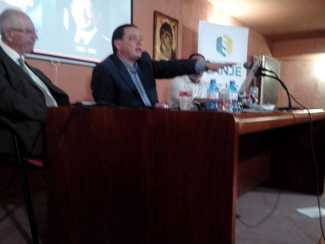 l I Ciclo de Conferencias de la Fundación Cooperativa Sanje - 4, Foto 4