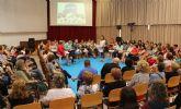 Más de 150 mujeres lumbrerenses participan junto a la Alcaldesa en la iniciativa 'Hablamos con mujeres'