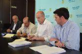 El Ayuntamiento garantiza su apoyo al sector agrícola con la renovación del convenio de colaboración con Coag-Ir El Mirador