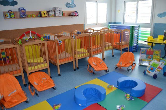 Abierto el plazo para solicitar plaza en la Escuela Municipal Infantil de La Manga - 2, Foto 2
