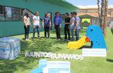 Mª Ángeles Túnez: 'La educación es una inversión de futuro para Puerto Lumbreras'