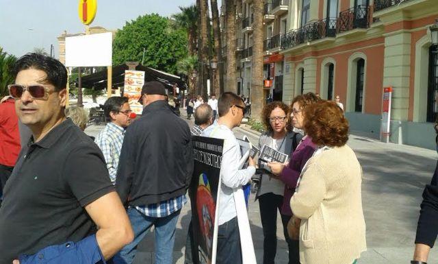 Ahora Murcia se compromete a recuperar los derechos y salarios de los empleados municipales - 1, Foto 1