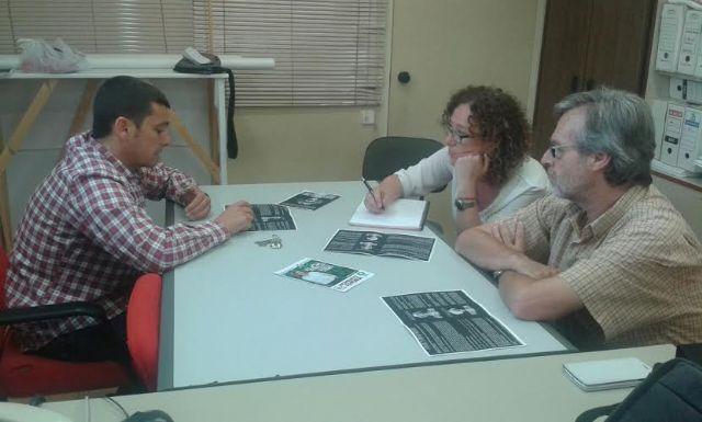 Ahora Murcia se compromete a recuperar los derechos y salarios de los empleados municipales - 2, Foto 2