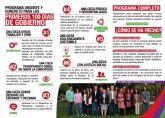 IU-Verdes/Ganar Cieza hace una llamada, por primera vez, 'al voto útil de los ciezanos'