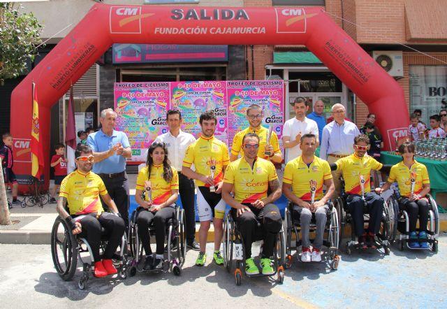 La Peña Ciclista Ginés García de Puerto Lumbreras celebra su ´40 aniversario´ con el TROFEO DE CICLISMO - 1, Foto 1