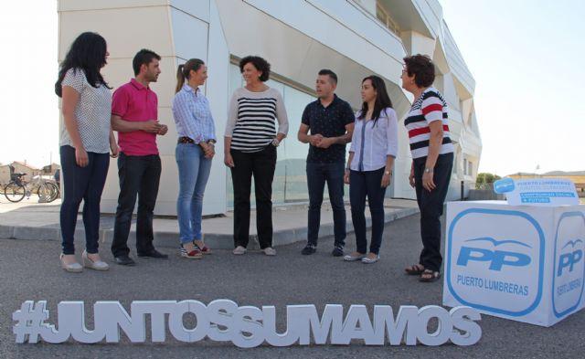 Mª Ángeles Túnez: El Partido Popular presenta un programa basado en el compromiso social - 1, Foto 1