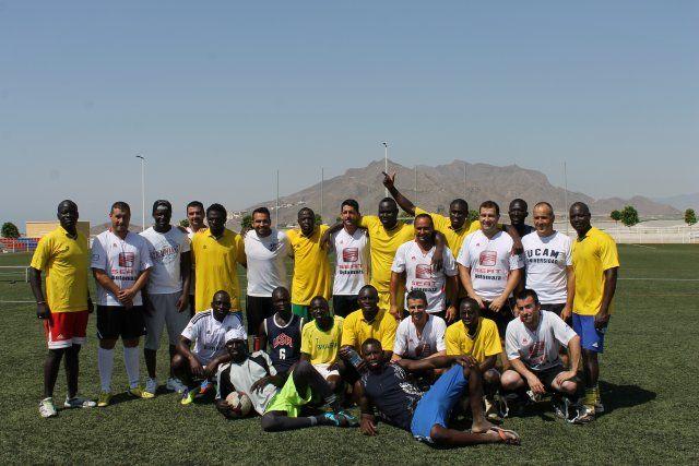 Juventud convoca el VIII encuentro intercultural de fútbol Villa de Mazarrón - 1, Foto 1