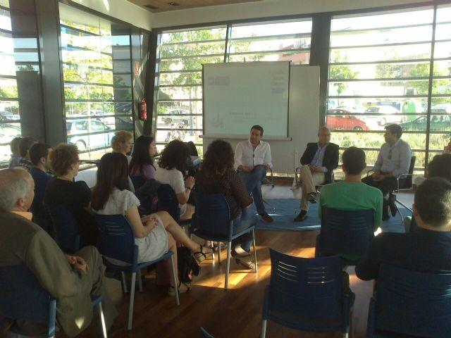 Joaquín Buendía organiza un encuentro sobre empleo y emprendedores - 1, Foto 1