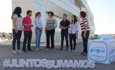 Mª Ángeles Túnez: 'El Partido Popular presenta un programa basado en el compromiso social'