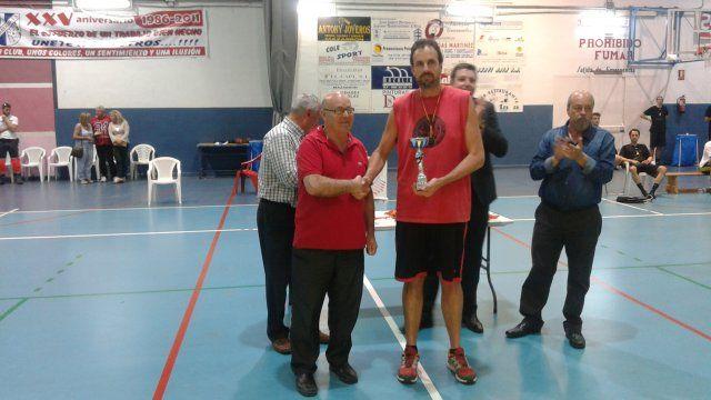 Maristas se proclamó en Mazarrón campeón autonómico de baloncesto - 2, Foto 2