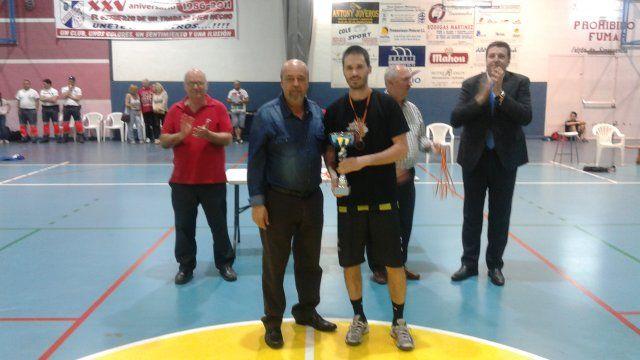 Maristas se proclamó en Mazarrón campeón autonómico de baloncesto - 3, Foto 3