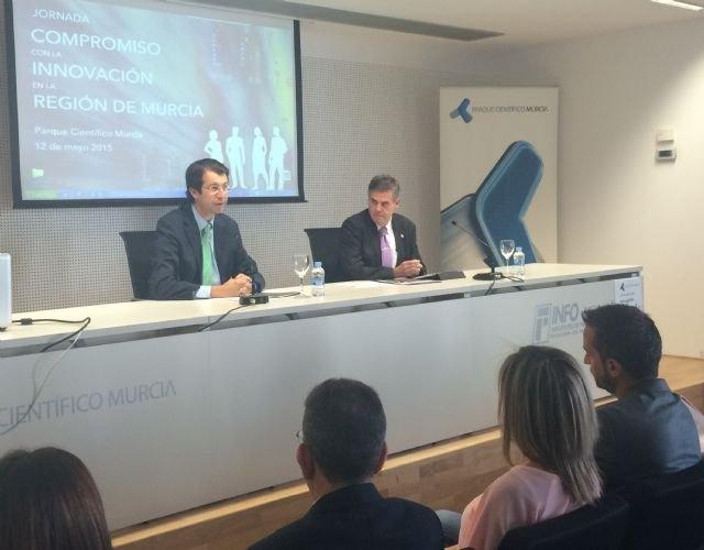 Juan Carlos Ruiz destaca el compromiso del Gobierno regional para hacer de la Región un ecosistema innovador de primer orden - 1, Foto 1