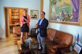 El delegado del Gobierno confirma la incorporación de cinco nuevos guardias civiles a la plantilla del cuartel de Archena