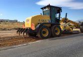 Comienzan las obras de renovación de la avenida del Trabajo torreña, que mejorarán el tráfico pesado