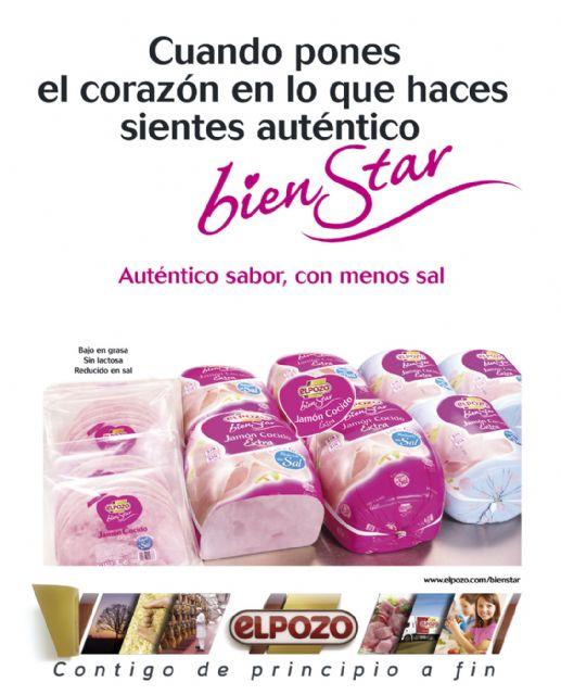 ElPozo lanza una nueva campaña de comunicación para su gama BienStar, Foto 1