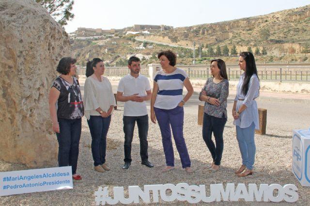 El Partido Popular apuesta por el turismo como proyecto de desarrollo económico para Puerto Lumbreras - 1, Foto 1